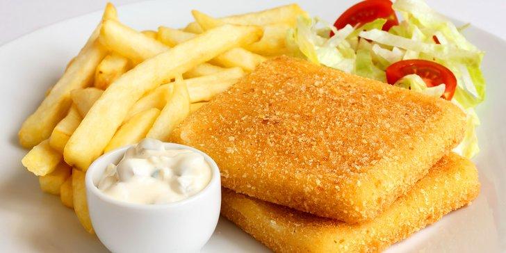 Jedla z rýb a bezmäsité jedlá